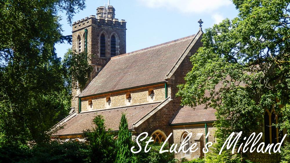 St Luke\'s Milland